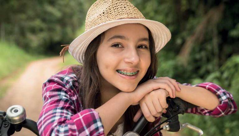 orthodontie pour adolescent