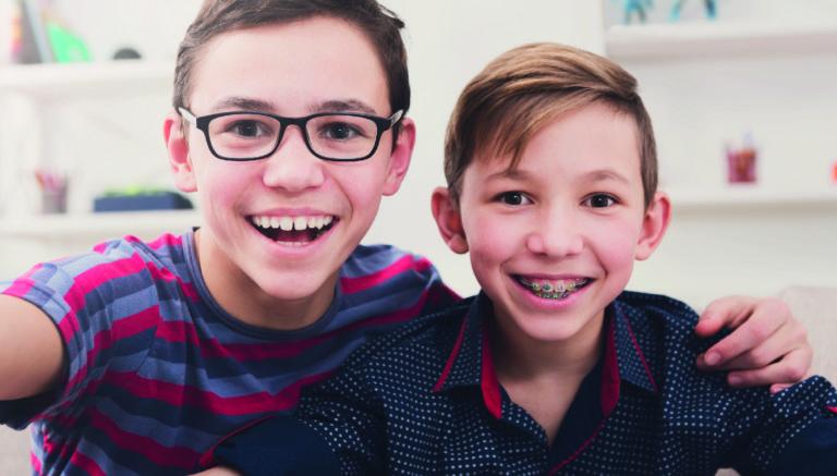 L'Orthodontie pour les enfants